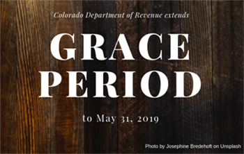 Big news: CDOR extends grace period for Wayfair rules to May 31, 2019