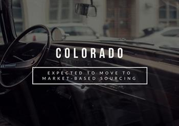 Get ready for market-based sourcing in Colorado