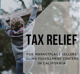 California issues some relief to marketplace sellers