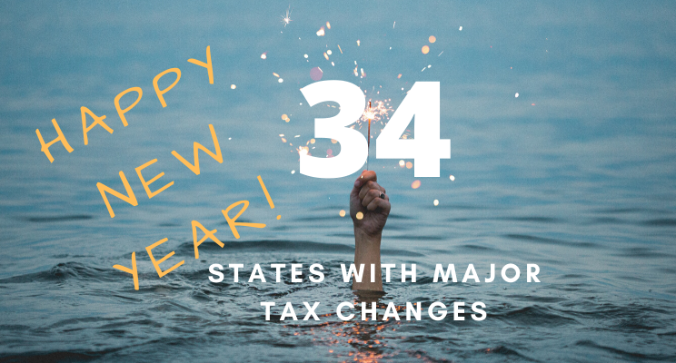 State Tax Changes Coming January 1, 2020
