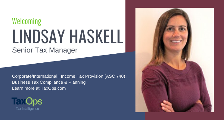 Meet Lindsay Haskell: Fiercely Engaged