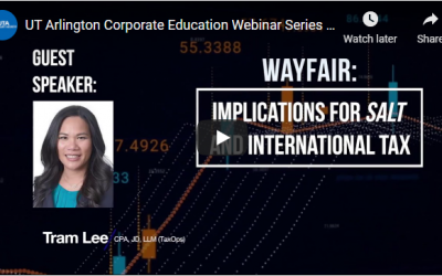 Wayfair Implications for State and Local Tax