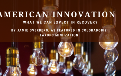 Will American innovation come in a post-pandemic environment?