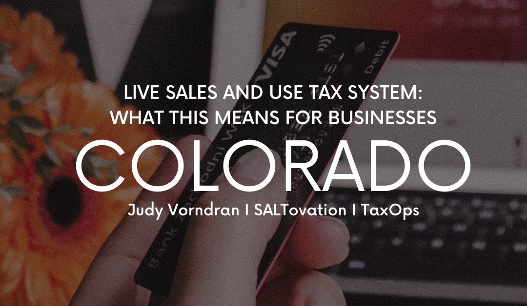 What Colorado SUTS means for businesses