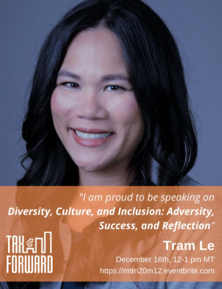 Tax Forward hosts Tram Le as panelist in CPE on inclusion