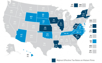 "Tax Foundation Releases ""Location Matters 2021"""