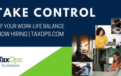 Take Control of Your Work-Life Balance at TaxOps
