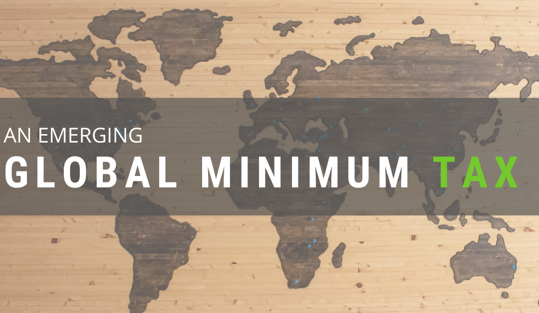 130 Countries Back a Global Minimum Tax