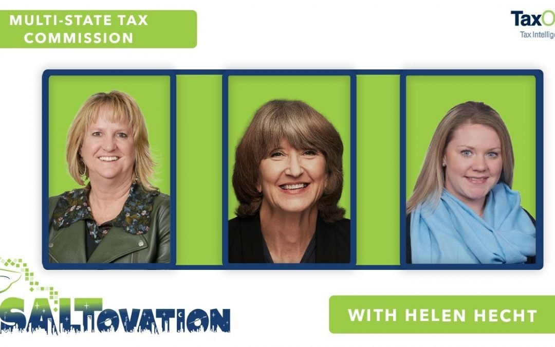 Multistate Tax Commission with Helen Hecht