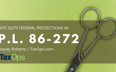 MTC Guts Federal Protections for Remote Sellers