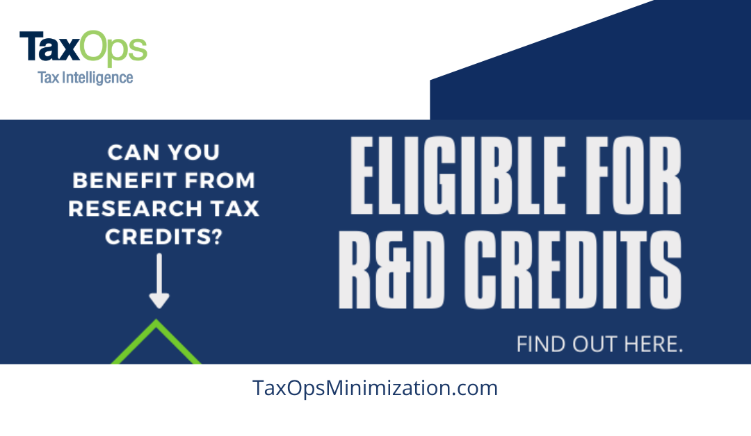 Eligible for Lucrative R&D Credits?