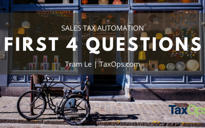 What Businesses Need to Know about Sales Tax Automation